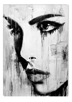 STARTONIGHT Canvas Wall Art Black and White Abstract Depths, Framed Wall Decor x ** Visit the image link more details. (This is an affiliate link) Art Painting, Art Photography, Art Drawings, Painting, Art, Canvas Art, Abstract, Canvas Painting, Portrait Art