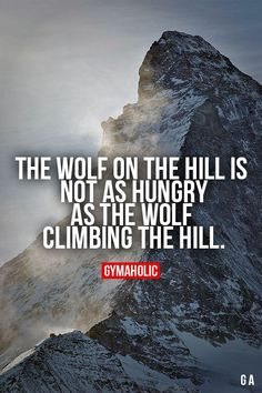 Hiking quote