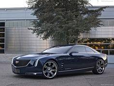 Cadillac Elmiraj Concept (2013) | Engine: 4.5-liter Twin Turbo V8 | Power: 500 hp / 373 kW | Torque: 500 lb-ft / 678 Nm