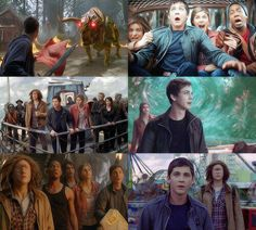 Percy Jackson Sea of Monsters stills, I can't wait for the movie, I'm so excited!!!! ...then again, I'll just stick to the books. ;P