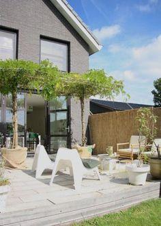 Un jardin esprit scandinave - Marie Claire Maison