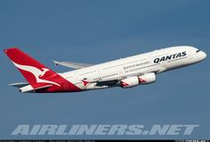 Airbus A380-842 - Qantas   Aviation Photo #4870253   Airliners.net
