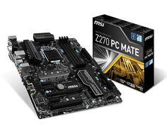 Дънна платка MSI Z270 PC MATE (Z270_PC_MATE)