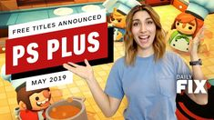 May's PlayStation Plus games, Borderlands 3 gameplay, and Guardians of the Galaxy Vol. Ps Plus, Technology Articles, 2 Movie, Borderlands, Guardians Of The Galaxy, May, Playstation, Tech News, Free Games