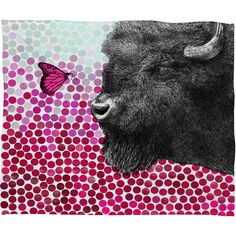 Garima Dhawan New Friends 4 Fleece Throw Blanket | DENY Designs Home Accessories