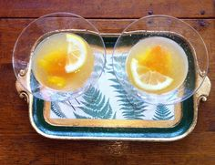 Summer Cocktail: Kumquat Martini