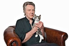 Christopher Walken. Source: The Times