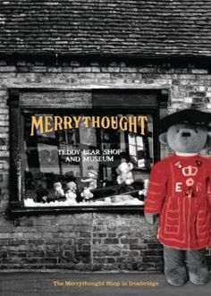 The Teddy Bear Shop and Museum - Handmade Teddy Bears - Ironbridge, Shropshire, England