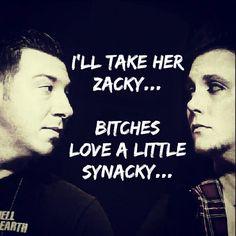 #BitchesLoveIt #Synacky