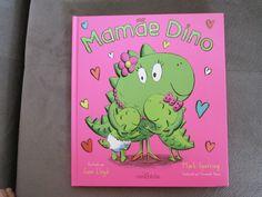 Mamãe Dino - Editora Carochinha