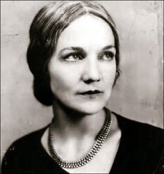 Katherine Anne Porter (1890 – 1980) was a Pulitzer Prize-winning American journalist, essayist, short story writer, novelist, and political activist.