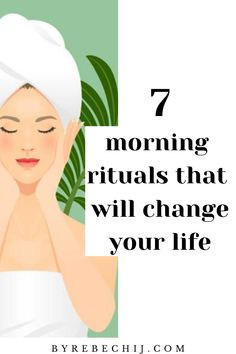 Mascara, Morning Habits, Morning Routines, Morning Ritual, Good Habits, Healthy Habits, Self Care Routine, Mindful Living, Blog