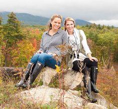 Women Wearing Black Hunter Boots | Beverly J. Wilson | Flickr