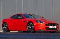 Aston Matin DBS Carbon Edition
