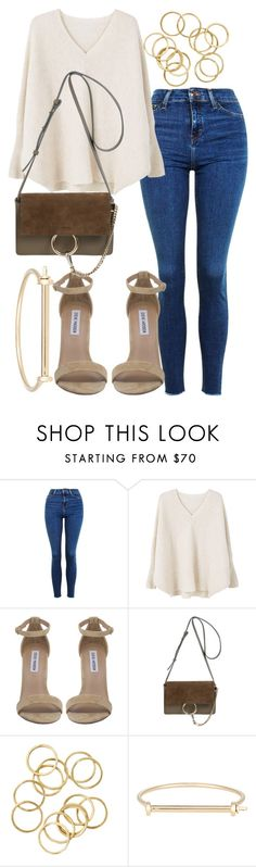 """Untitled #118"" by voiceforfashion on Polyvore featuring Topshop, MANGO, Steve Madden, Chloé, MIANSAI and polyvoreeditorial"