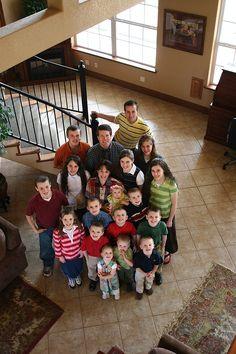Homeschool View - The Duggar Family on Homeschool Organization