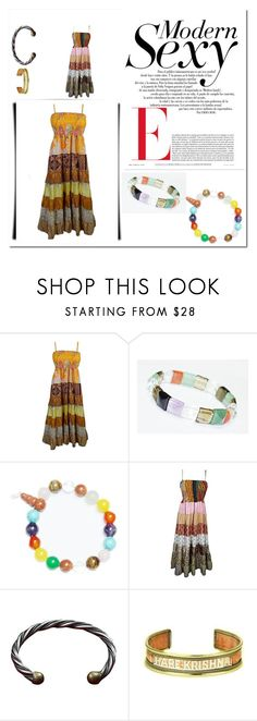 """""""Sexy Long Dress"""" by boho-chic-2 ❤ liked on Polyvore featuring SilkDress, sale, longdress, offer and sphagettidress"""