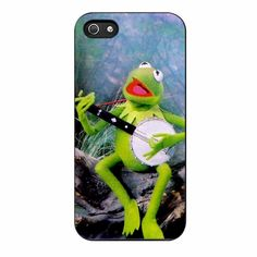 Kermit The Frog Muppets iPhone 5/5s Case