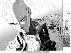 One Punch Man by Yusuku Murata