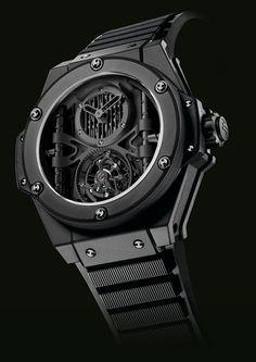 Hublot King Power Tourbillon Manufacture Watch | aBlogtoWatch