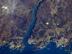 Coast of #Croatia -- and happened to catch a plane in the photo.TIM Kopra (@astro_tim) | Twitter