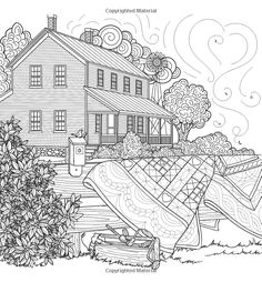 Detailed Coloring Pages, Coloring Book Pages, Coloring Sheets, Amish Quilts, Barn Quilts, Printable Adult Coloring Pages, Colorful Drawings, Colored Paper, Art Plastique