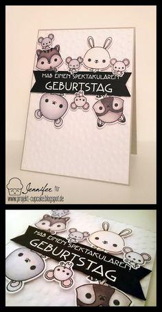 http://projekt-cupcake.blogspot.de/ Birthdaycard Mama Elephant