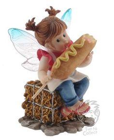 My Little Kitchen Fairies Corn Dog Fairy