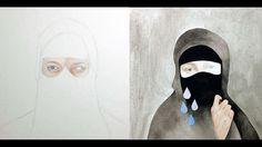 Blossoming veils by Airelav  Facebook: https://www.facebook.com/airelavart
