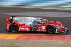MZ Racing - MAZDA Motorsport - Mazda Prototypes Qualify 2nd and 3rd