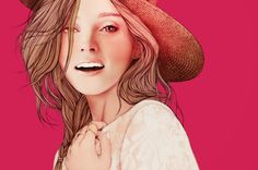 Ëlodie   Fashion illustrator, Paris - ILLUSTRATIONS