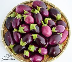 Roasted Mini Eggplant Recipe