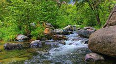 Oak creek....Sedona, AZ Stream @ Sedona by Kurian Thattampurath on 500px