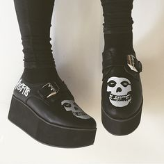 Misfits Glow in the Dark Creepers | Iron Fist