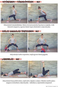 Mozgás és egészséges életvitel az arany középutat követve, megvalósítható, gyakorlatias, változatos tanácsokkal, ötletekkel ;) Fitness