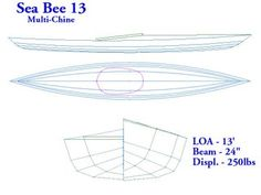 Ultralight Kayak - Middle School Project : 14 Steps (with Pictures) - Instructables Boat Building Plans, Boat Plans, Floating Boat Docks, Simple Boat, Wooden Speed Boats, School Projects, Kayaking, Middle School, How To Plan