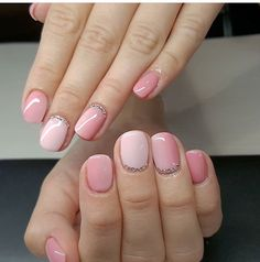 #pink #nude #millinails