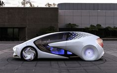 CES 2017: Toyota's Artificial Intelligence-Enhanced Concept-i Wants to Be Your Friend - Design Milk