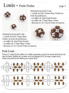 Tutorial, beaded bead