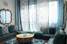 déco marocaine en motifs et couleurs, Rebecca Mitchell Interiors&Boutique