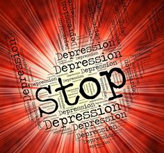 bigstock Stop Depression Means Lost Hop 106084106