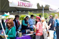 Rick Longoria at the Santa Barbara Vintners Spring Grand Tasting