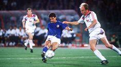 19 GIUGNO 1990 | Baggio si presenta alla ribalta Mondiale