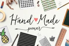 Over 150 Handmade doodles BUNDLE by Latin Vibes on @creativemarket