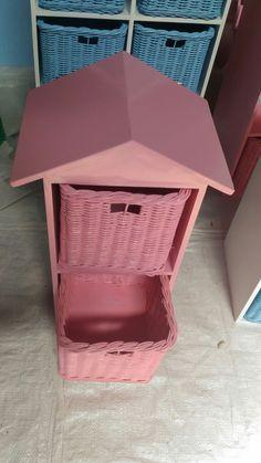 Pink Rattan