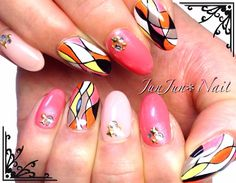 JUNJUN NAIL #nail #nails #nailart