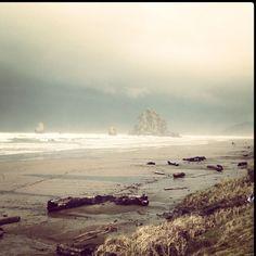 cannon beach oregon | Cannon Beach, Oregon
