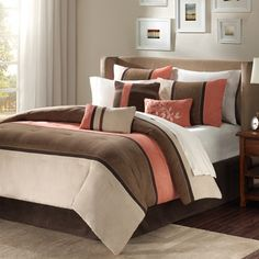 Madison Park Hanover 7-piece Comforter Set. Starts at $92
