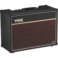 VOX AC15VR Valve Reactor 15 Watt 1x12 gitaarversterker combo #baxdroomstudio