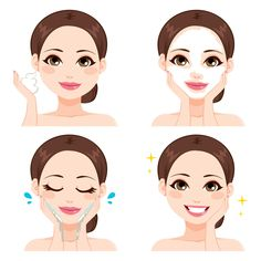 Does it Matter Which Order I Use my Timeless Face Products?- Does it Matter Which Order I Use my Timeless Face Products? Clear Skin Face, Clear Skin Tips, Face Skin Care, Best Beauty Tips, Beauty Hacks, Beauty Illustration, Perfect Skin, Anti Aging Skin Care, Doterra